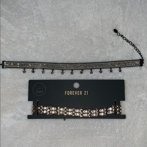 Necklace chokers